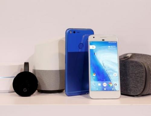 Google, сериозен конкурент на Samsung и Apple!